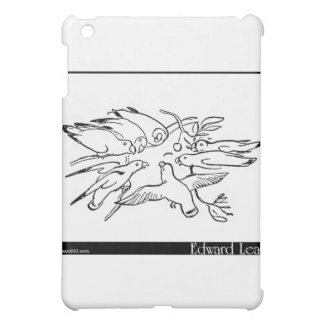 The History of the Seven Young Parrots iPad Mini Cases
