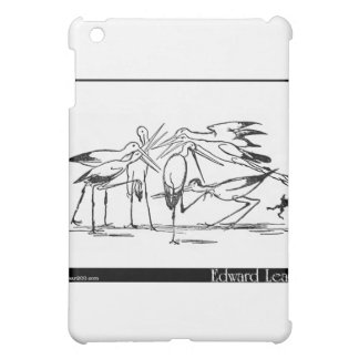 The History of the Seven Young Storks iPad Mini Cases