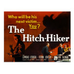 """The Hitch-Hiker"" (1953) Postcard"