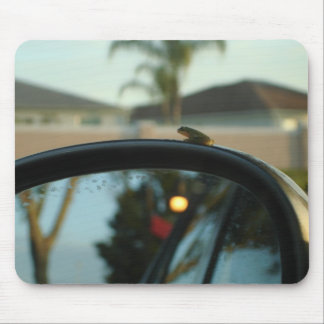 The Hitcher Frog Mouse Pad