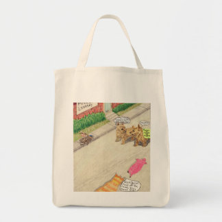 The Hitchhiker Tote Bag
