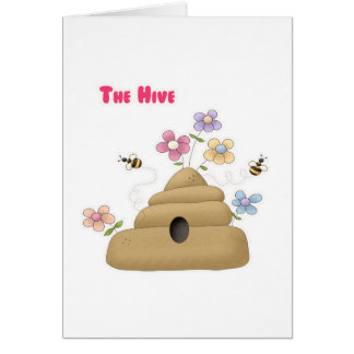 The Hive Card