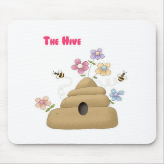 The Hive Mouse Pad