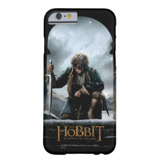 The Hobbit - BILBO BAGGINS™ Movie Poster Barely There iPhone 6 Case
