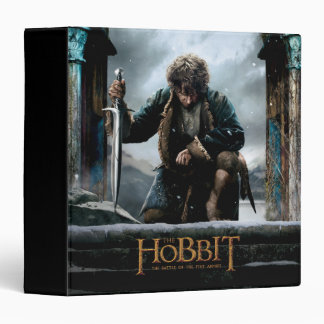 The Hobbit - BILBO BAGGINS™ Movie Poster Vinyl Binders