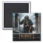 The Hobbit - BILBO BAGGINS™ Movie Poster Fridge Magnet
