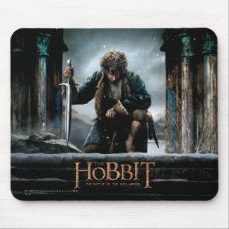 The Hobbit - BILBO BAGGINS™ Movie Poster Mouse Pad