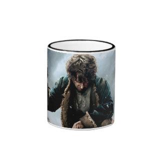 The Hobbit - BILBO BAGGINS™ Movie Poster Ringer Mug