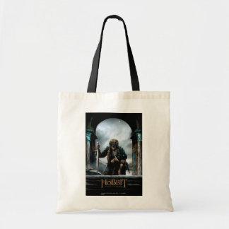 The Hobbit - BILBO BAGGINS™ Movie Poster Tote Bag