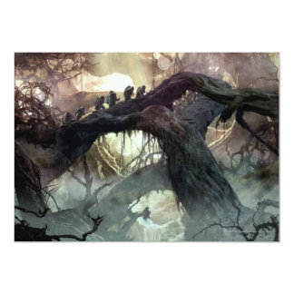 The Hobbit: Desolation of Smaug Concept Art 2 Card