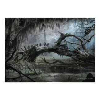 The Hobbit: Desolation of Smaug Concept Art 3 Card