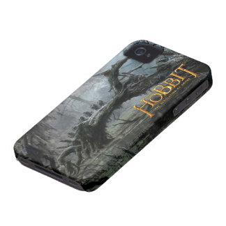 The Hobbit: Desolation of Smaug Concept Art 3 Case-Mate iPhone 4 Case