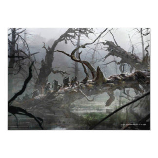 The Hobbit: Desolation of Smaug Concept Art 4 Card