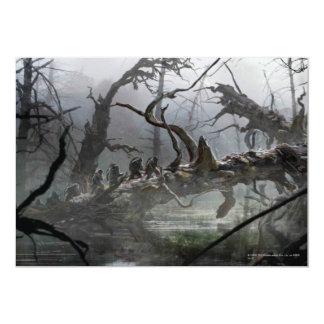 The Hobbit: Desolation of Smaug Concept Art 4 Card