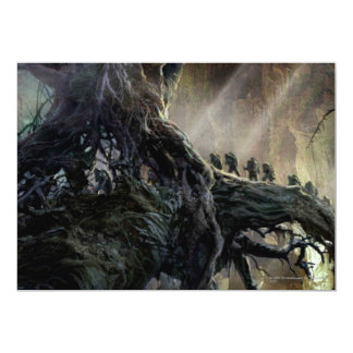 The Hobbit: Desolation of Smaug Concept Art Card