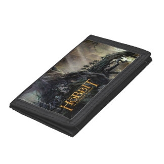 The Hobbit: Desolation of Smaug Concept Art Tri-fold Wallets