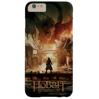 The Hobbit - Laketown Movie Poster Barely There iPhone 6 Plus Case