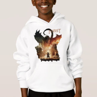 The Hobbit - Laketown Movie Poster Hoodie