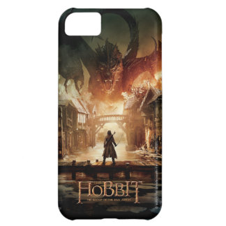 The Hobbit - Laketown Movie Poster iPhone 5C Cover