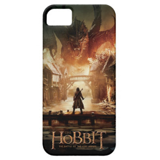 The Hobbit - Laketown Movie Poster iPhone SE/5/5s Case