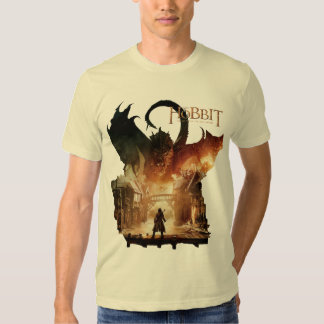 The Hobbit - Laketown Movie Poster Tees