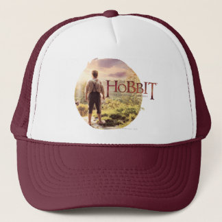 The Hobbit Logo with BAGGINS™ Back Trucker Hat