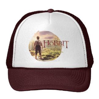 The Hobbit Logo with BAGGINS™ Back Trucker Hat