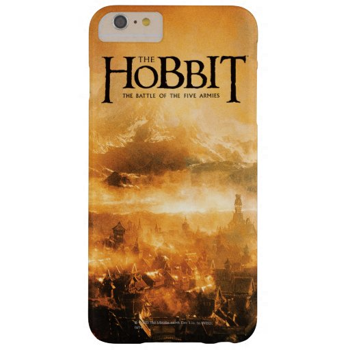 The Hobbit: THE BATTLE OF FIVE ARMIESu2122 Logo Barely There iPhone 6 ...