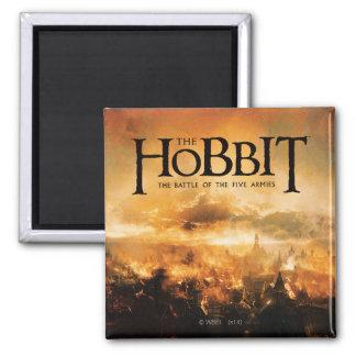 The Hobbit: THE BATTLE OF FIVE ARMIES™ Logo Magnet