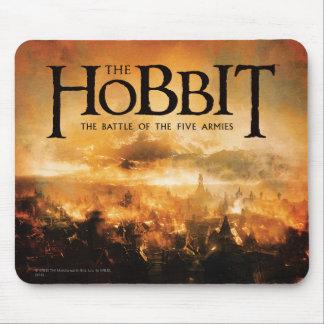 The Hobbit: THE BATTLE OF FIVE ARMIES™ Logo Mouse Pad