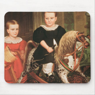 The Hobby Horse, c.1840 Mouse Pad