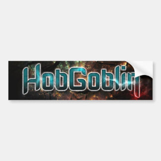 The Hobgoblin Sticker Car Bumper Sticker