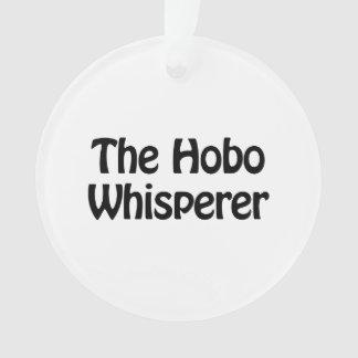 the hobo whisperer ornament