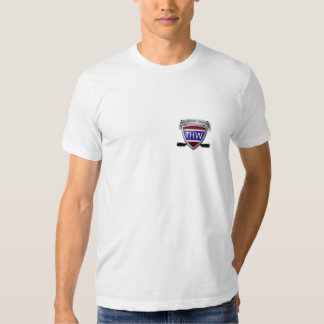 The Hockey Writers Men's Fitted Crew Neck T-Shirt