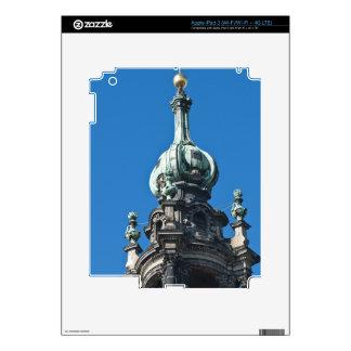 The hofkirche (Church of the Court) Dresden 2 iPad 3 Skin