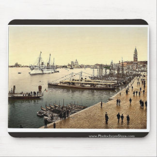 The Hohenzollern in Venice Harbor, Venice, Italy v Mouse Pad