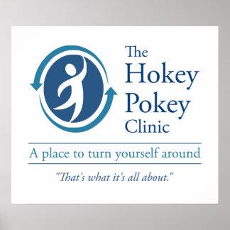 The Hokey Pokey Clinic Poster