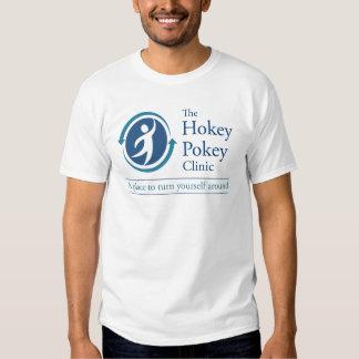 The Hokey Pokey Clinic Tee Shirt