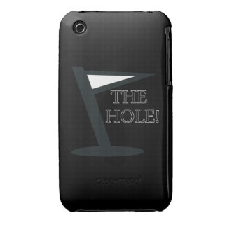 The Hole Case-Mate iPhone 3 Case