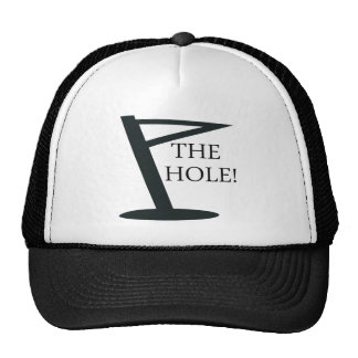 The Hole Trucker Hat