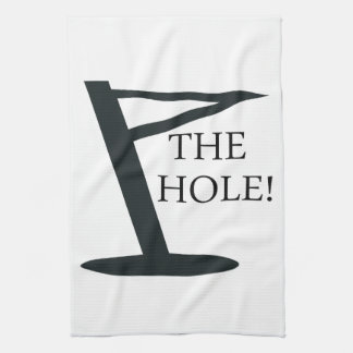 The Hole Kitchen Towels