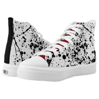 """""""The Hollows"""" High-Top Sneakers"""
