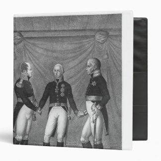 The Holly Alliance, 1815 Binder