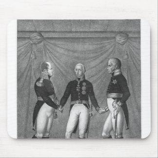 The Holly Alliance, 1815 Mouse Pad