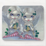 """The Holly and the Ivy"" Mousepad"