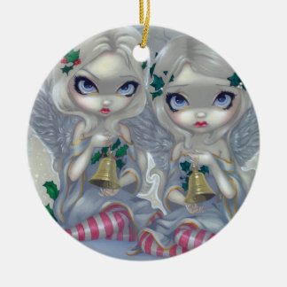 """The Holly and the Ivy"" Ornament"