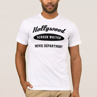 The Hollywood Screenwriter T-Shirt