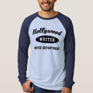 The Hollywood Writer Shirt
