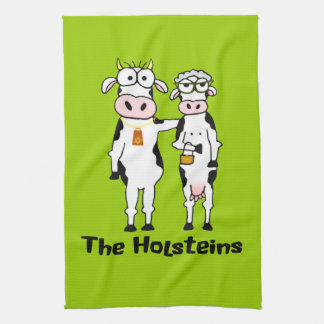 The Holsteins Towel