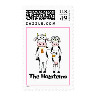 The Holsteins Postage Stamps